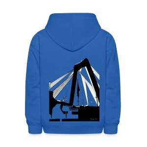 The Bridge - Kids' Hoodie