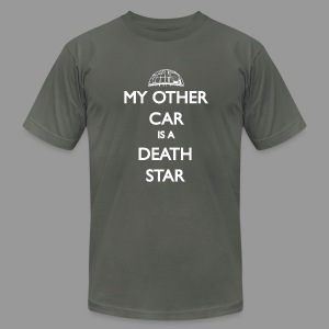 My Other Car - Men's T-Shirt by American Apparel