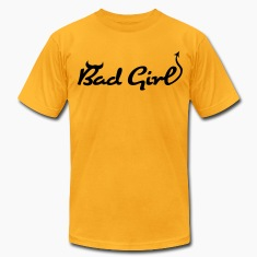Bad Girl (1c)++ T-Shirts