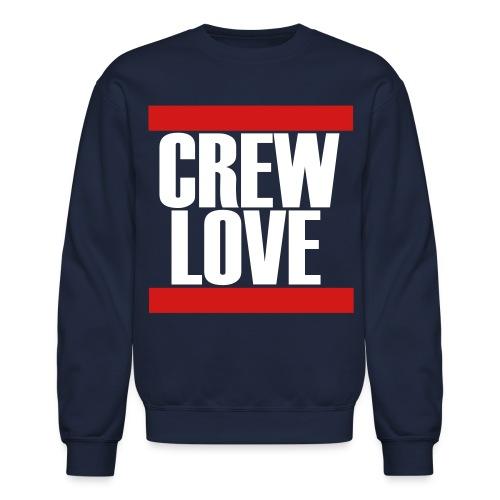 Crew Love - Crewneck Sweatshirt