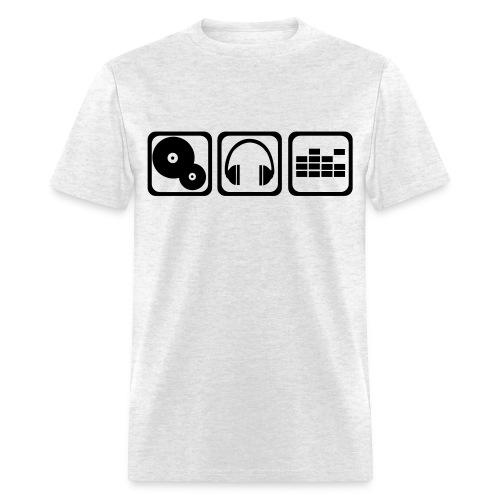 Music Time - Men's T-Shirt