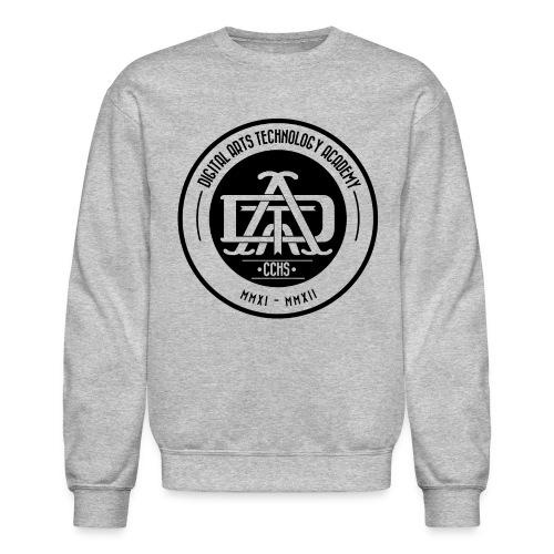 DATA Monogram Sweatshirt - Crewneck Sweatshirt