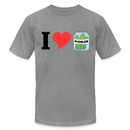 T-Shirts ~ Men's T-Shirt by American Apparel ~ Article 8717667