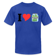 T-Shirts ~ Men's T-Shirt by American Apparel ~ Article 8717673