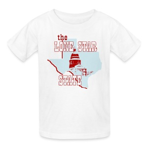 Texas t-shirt - Kids' T-Shirt