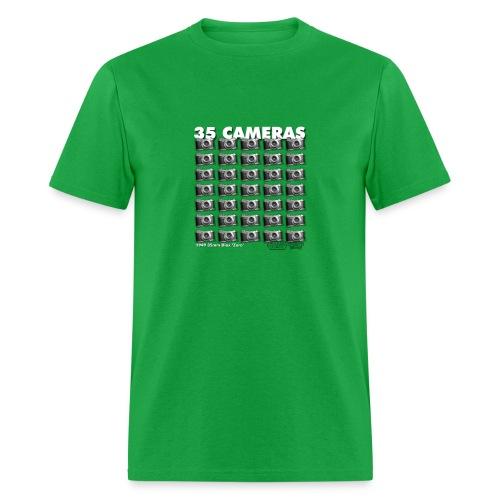 35 cameras Diax Zero - Men's T-Shirt