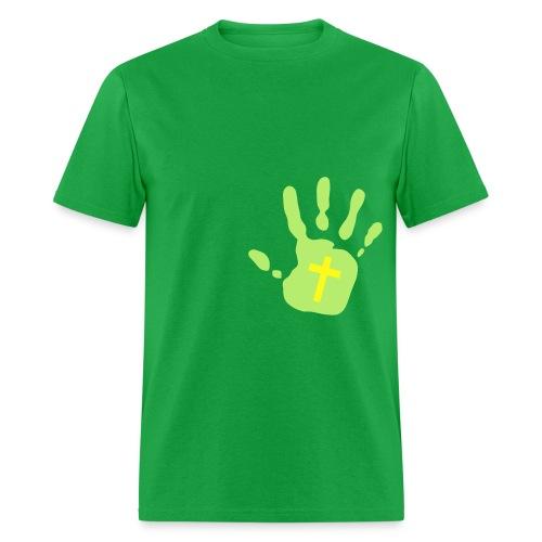 Praise the Lord - Men's T-Shirt