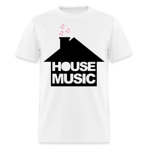 Housemusic - Men's T-Shirt