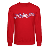 Long Sleeve Shirts ~ Crewneck Sweatshirt ~ Lob Angeles -