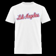 T-Shirts ~ Men's T-Shirt ~ Lob Angeles -