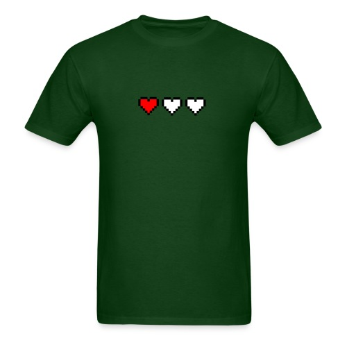 Zelda 3 Heart Shirt - Men's T-Shirt