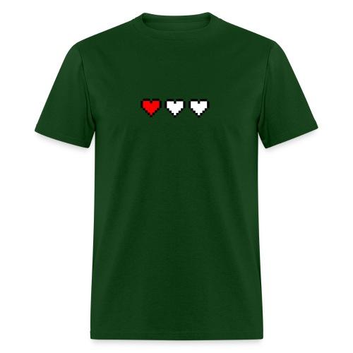 Zelda 3 Heart Shirt - Men's T-Shirt