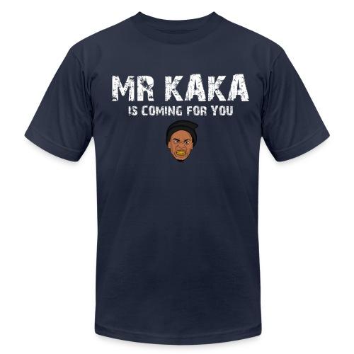MR KAKA Cartoon - Men's Fine Jersey T-Shirt