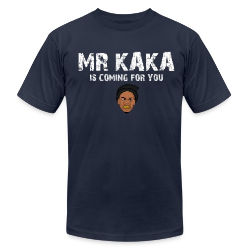 MR KAKA Cartoon - Men's  Jersey T-Shirt