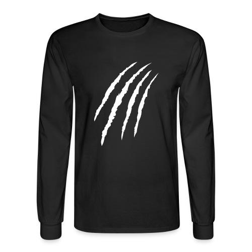 Summer Camp Logo Long-Sleeve - Men's Long Sleeve T-Shirt