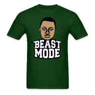 T-Shirts ~ Men's T-Shirt ~ Shady Beast Mode Shirt