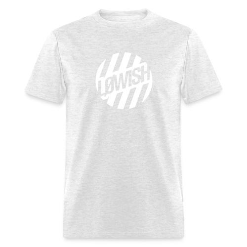 LOWISH LOGO TEE II · by LOWISH - Men's T-Shirt