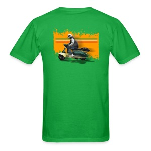 tv175 - turismo veloce  [back] - Men's T-Shirt