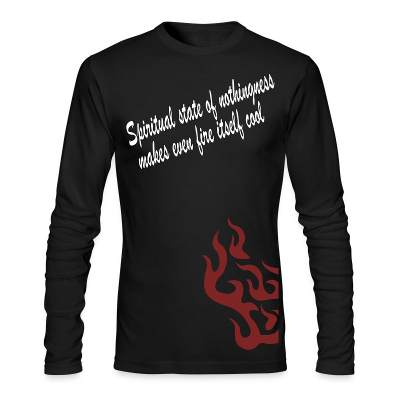Spiritual State Long Sleeve Tee - Men's Long Sleeve T-Shirt by Next Level