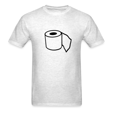 Toilet paper T-Shirts
