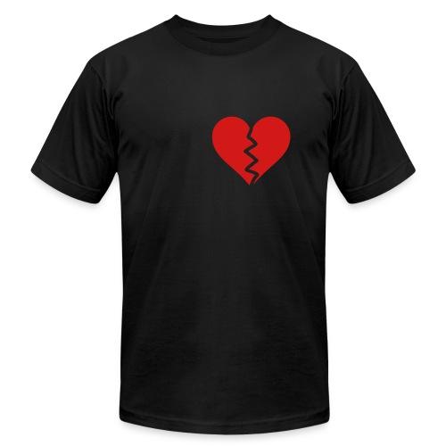 Broken Heart Tee - Men's Fine Jersey T-Shirt