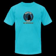 T-Shirts ~ Men's T-Shirt by American Apparel ~ RFS Logo (AA T-Shirt)