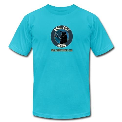 RFS Logo (AA T-Shirt) - Men's Fine Jersey T-Shirt