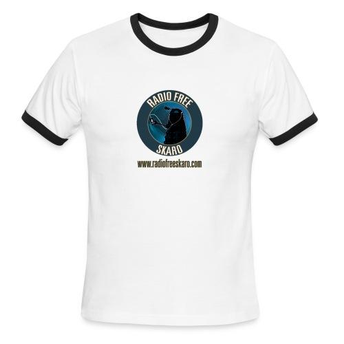RFS Logo (Ringer T-Shirt) - Men's Ringer T-Shirt