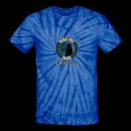 T-Shirts ~ Unisex Tie Dye T-Shirt ~ RFS Logo (Tie Dye)