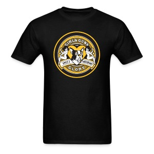 Mens GGG Boston Hockey #77 - Men's T-Shirt