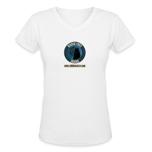 RFS Logo (V-Neck T-shirt) - Women's V-Neck T-Shirt