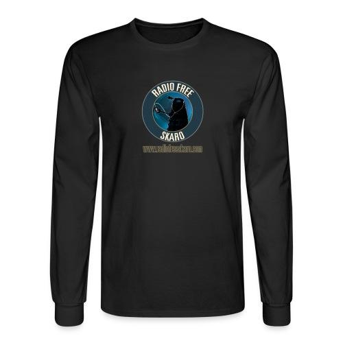 RFS Logo (Long Sleeve) - Men's Long Sleeve T-Shirt