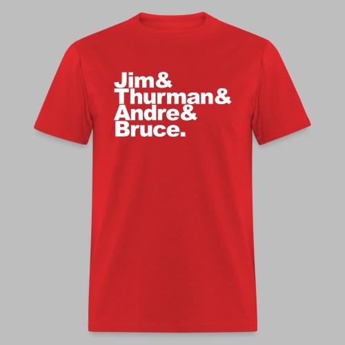 Fab Four -  - Men's T-Shirt