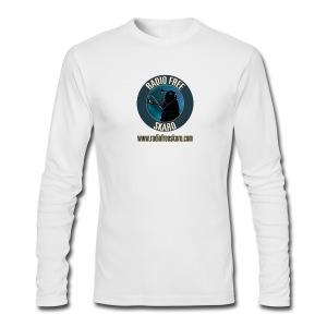 RFS Logo (AA Long Sleeve) - Men's Long Sleeve T-Shirt by Next Level