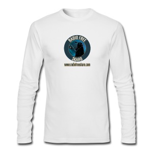 RFS Logo (AA Long Sleeve) - Men's Long Sleeve T-Shirt by Next Level