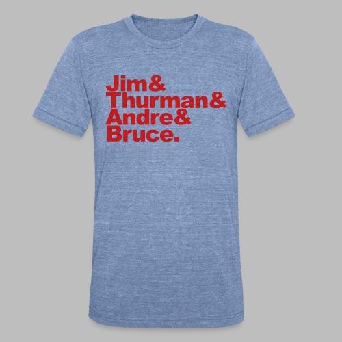Fab Four -  - Unisex Tri-Blend T-Shirt