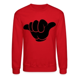 Men Pretty Fly Sweater - Crewneck Sweatshirt