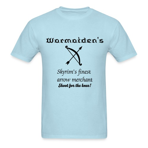 Warmaiden's - Men's T-Shirt