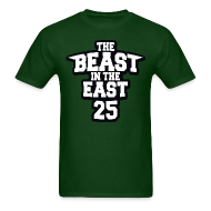 T-Shirts ~ Men's T-Shirt ~ Shady  The Beast In The East Shirt