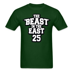 Shady  The Beast In The East Shirt - Men's T-Shirt