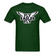 T-Shirts ~ Men's T-Shirt ~ Fly Eagles Fly Shirt