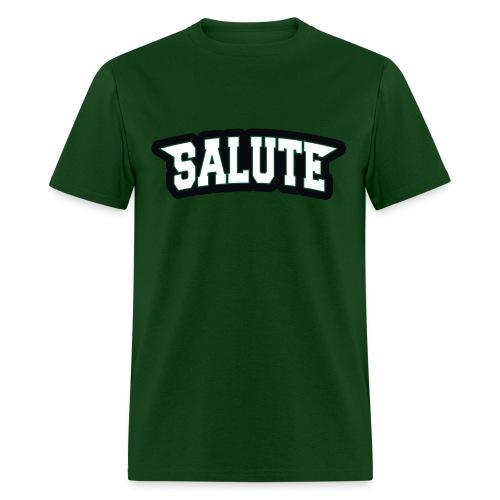 Eagles - Salute Shirt - Men's T-Shirt