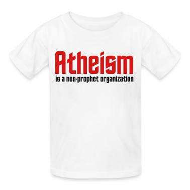 Atheism 1 (2c)++ Kids' Shirts