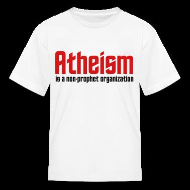 Atheism 1 (2c)++ Kids' Shirts