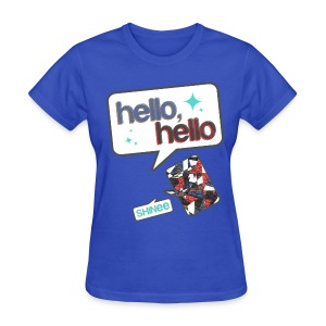 SHINee - Hello - Women's T-Shirt