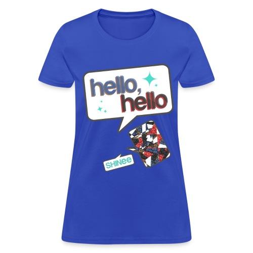 SHINee - Hello - Women's T-Shirt