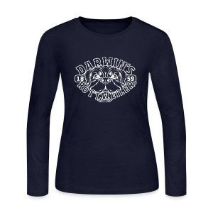 Darwin's Rottweiler Since 1859 - Women's Long Sleeve Jersey T-Shirt