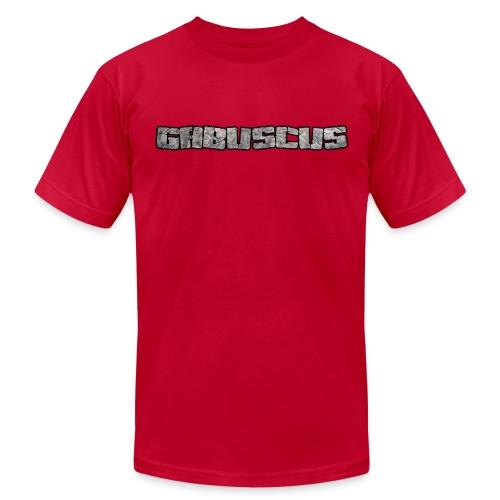 GABUSCUS (American Apparel) - Men's  Jersey T-Shirt