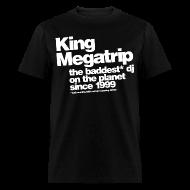 T-Shirts ~ Men's T-Shirt ~ Baddest DJ on the Planet!