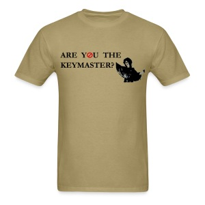 Are you the Keymaster? - Men's T-Shirt